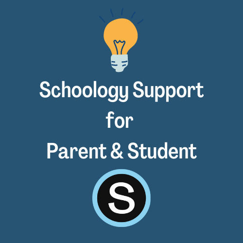 schoology support for parent and student