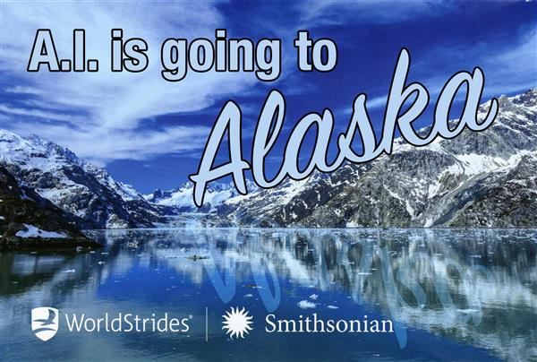 Want to Travel to Alaska?