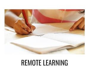 Remote Learning Link and Strings lessons