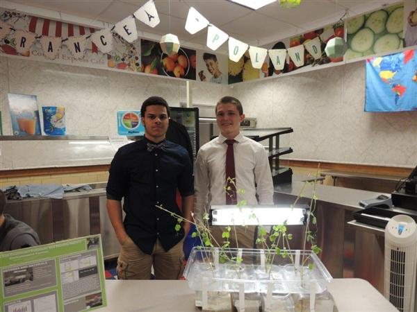 Conrad Schools of Science 8th Annual Biotechnology Fair