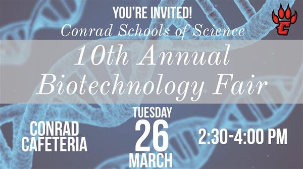10th Annual Biotechnology Fair