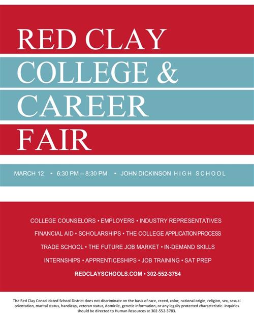 Red Clay College & Career Fair