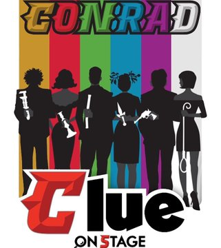 High School Drama will perform Clue on Stage