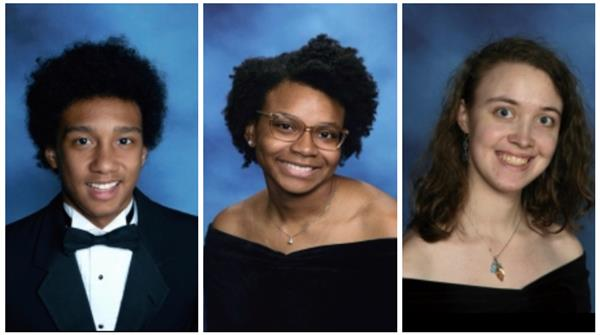Conrad Seniors Named Semifinalists and Commended Students in the 2020 National Merit Scholarship Program