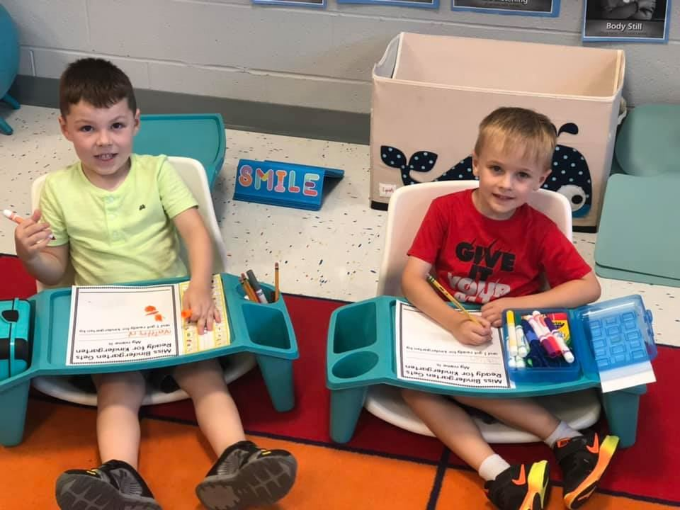 Learning in Kindergarten
