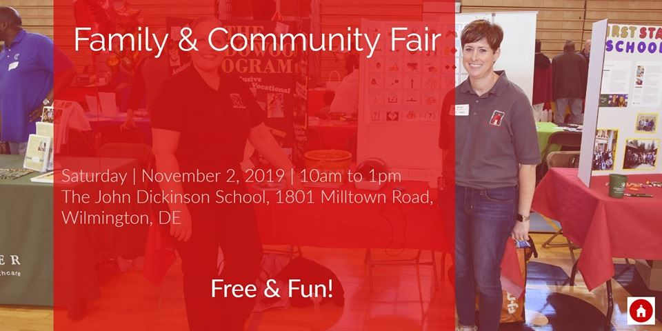 Join us for our 13th Annual Red Clay Family & Community Fair!