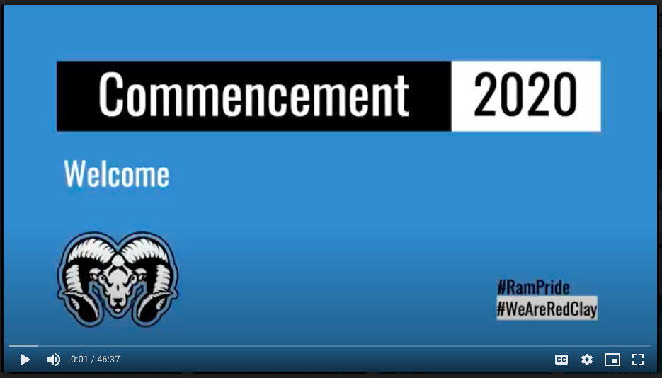 Video: 2020 Commencement