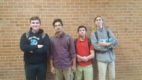 Quiz Bowl Team Earns Bid to Nationals