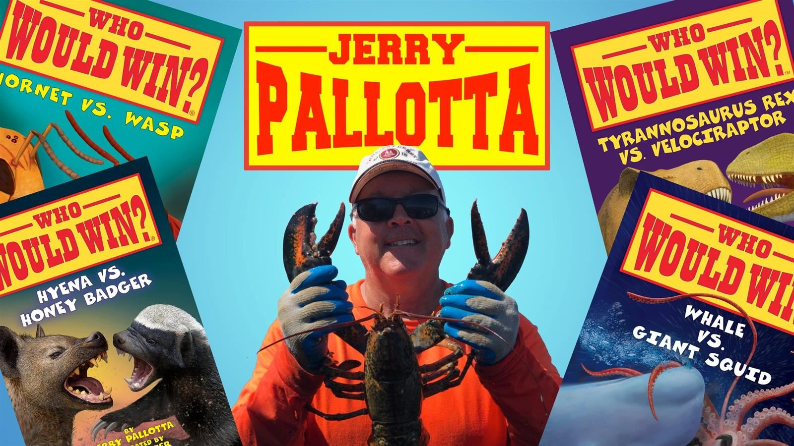 Jerry Pallotta - Visiting Author