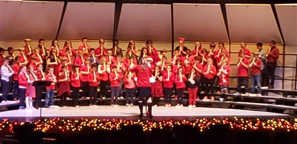 Holiday Concert 12/3
