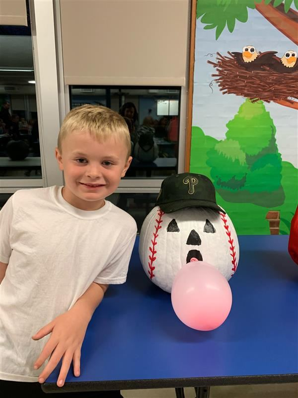 PTA Pumpkin Decorating Contest