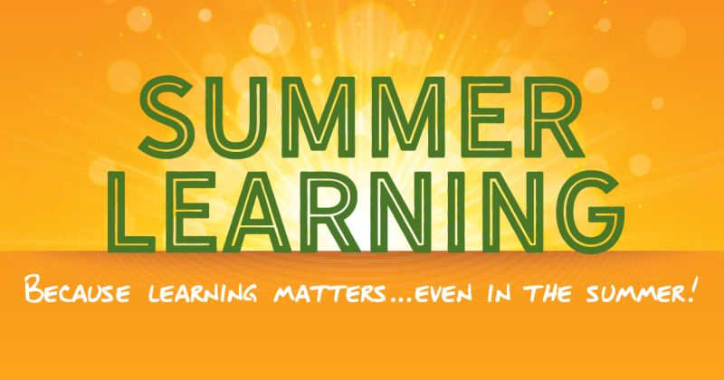 Summer Learning Plan