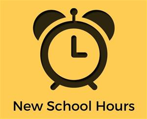 New School Hours - Find out about new school hours and other important information in this letter from our Principal.
