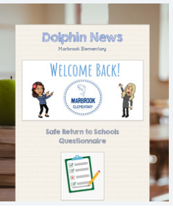 Visit our Newsletter for Dolphin News!