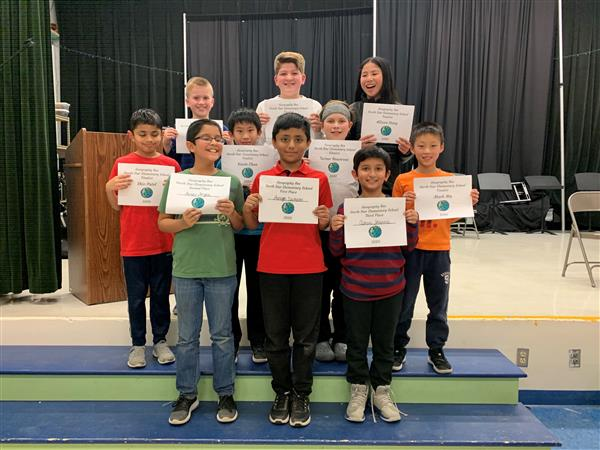 National Geographic School Bee
