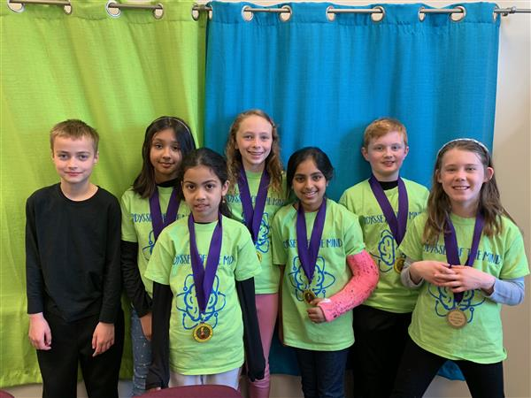 NSE Odyssey of the Mind is going places!