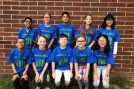 Congratulations NSE's Science Olympiad Winners