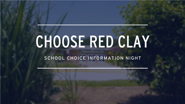 Red Clay School Choice Information