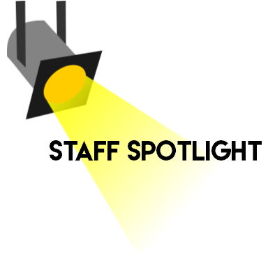 Spotlight on Staff - September