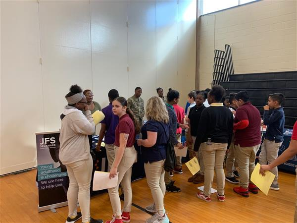 Stanton's College & Career Day