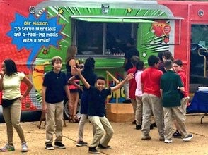 Red Clay Food Truck Arrives at Stanton