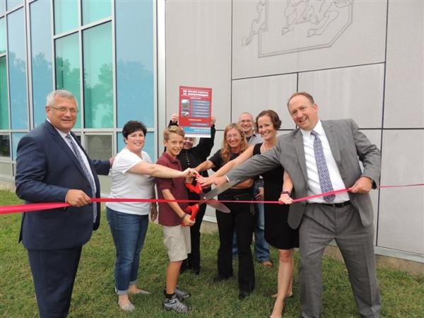 District Celebrates Construction Completion at JDHS