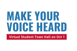 Join Red Clay Students for a Virtual Town Hall on Oct 1