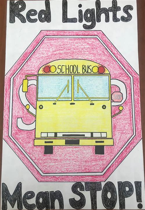 bus safety poster 2