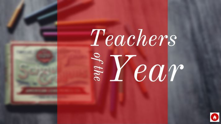 Red Clay 2019-2020 Teachers of the Year