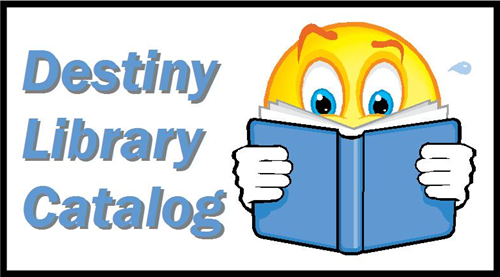 Image result for destiny library catalog clipart